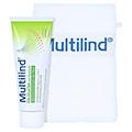 Multilind Heilsalbe mit Nystatin + gratis Multilind Waschlappen 50 Gramm N2