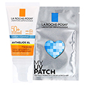ROCHE-POSAY Anthelios XL LSF 50+ Creme / R + gratis My UV Patch 50 Milliliter