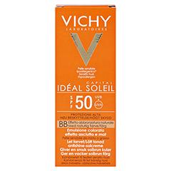 VICHY IDEAL SOLEIL BB Fluid LSF 50 50 Milliliter - Rückseite