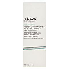 Ahava Age Perfecting Hand Cream SPF 15 75 Milliliter - Vorderseite