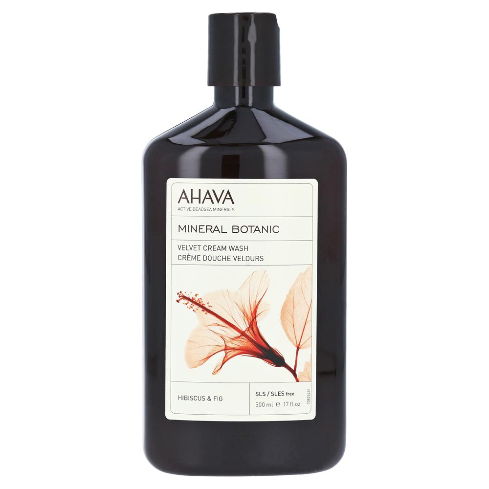 ahava-mineral-botanic-cream-wash-hibiskus-feige-500-milliliter