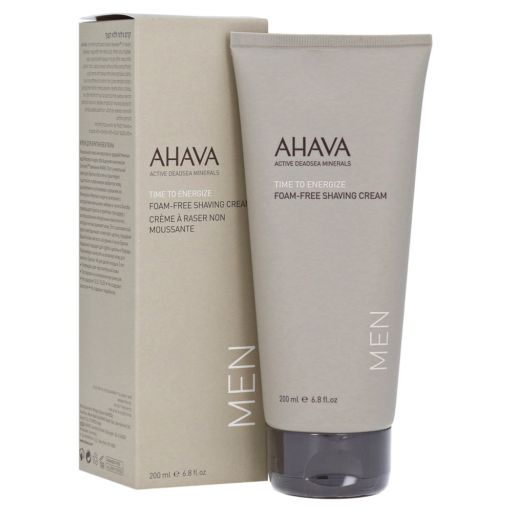 ahava-men-foam-free-shaving-cream-200-milliliter