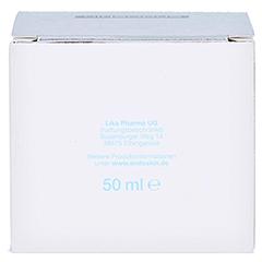 ENDOSKIN Aqua Booster Feuchtigkeitscreme 50 Milliliter - Rückseite