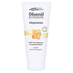 medipharma Olivenöl & Vitamine Körperlotion 200 Milliliter
