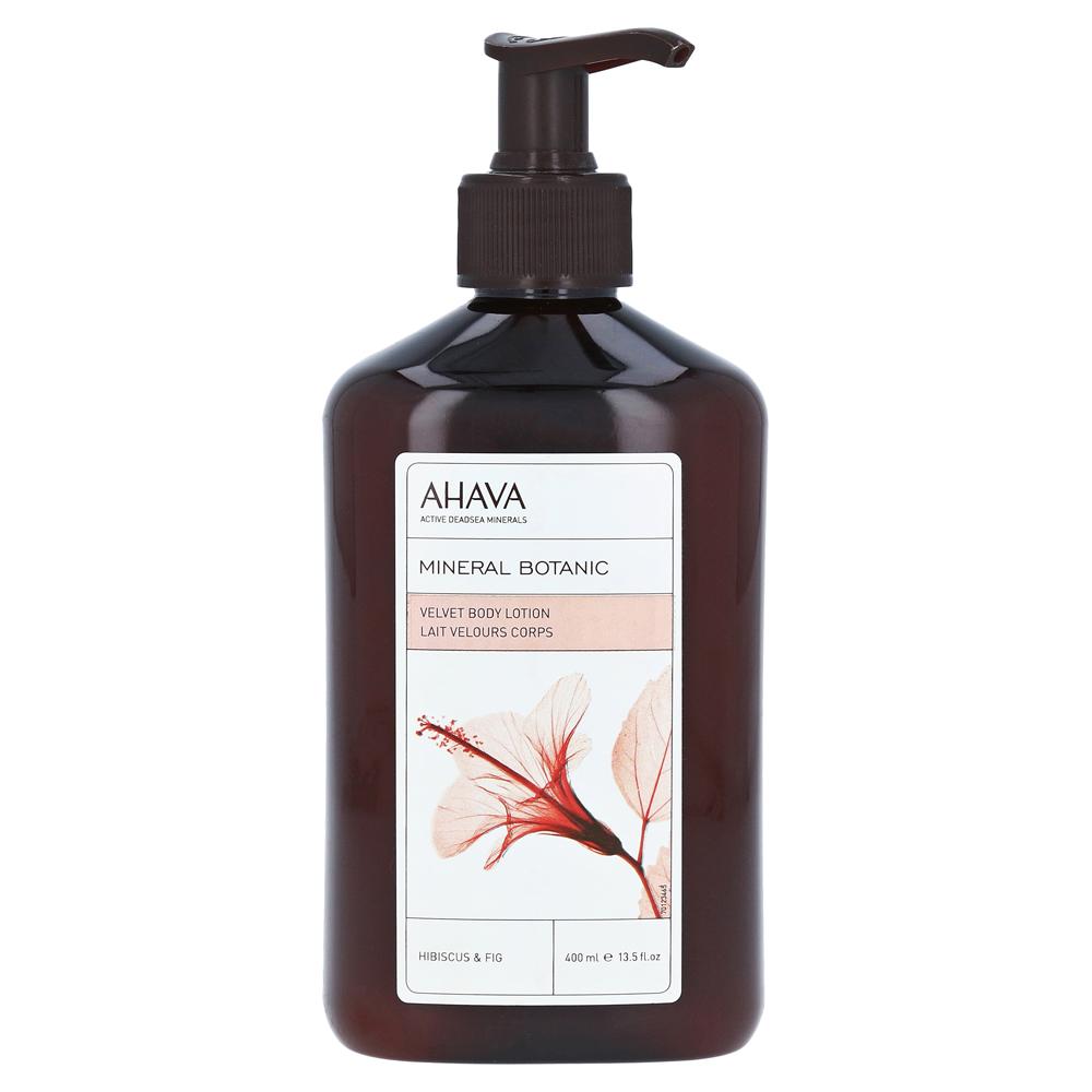 ahava-mineral-botanic-body-lotion-hibiskus-feige-400-milliliter