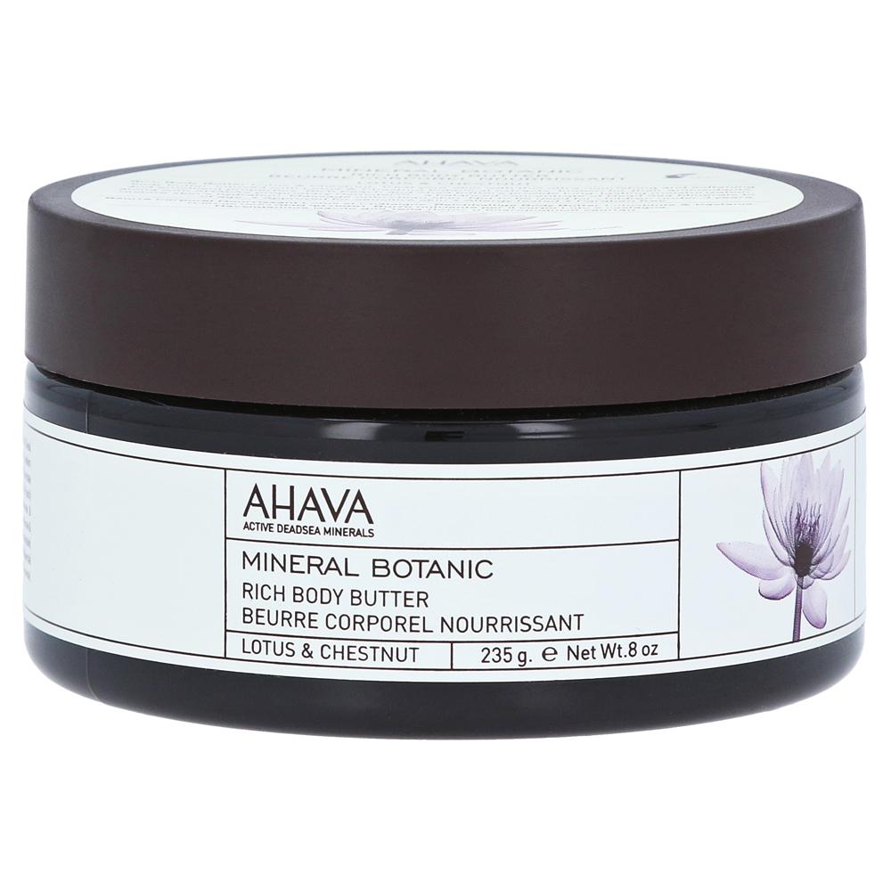 ahava-mineral-botanic-body-butter-lotus-kastanie-235-gramm