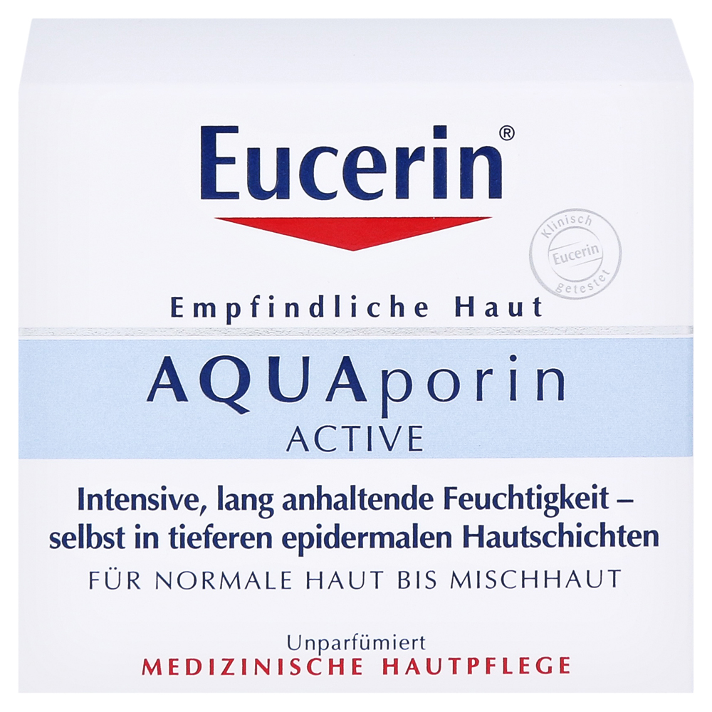 eucerin aquaporin active creme mischhaut 50 milliliter online bestellen medpex. Black Bedroom Furniture Sets. Home Design Ideas