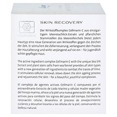LA MER PLATINUM Skin Recovery Pro Cell Cream Tag + gratis LA MER SOS-Repair Creme 15 ml 50 Milliliter - Linke Seite