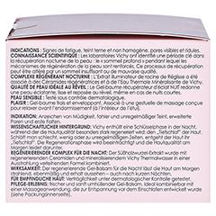 VICHY IDEALIA Skin Sleep Nachtcreme 50 Milliliter - Rechte Seite