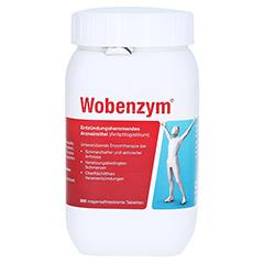 WOBENZYM magensaftresistente Tabletten 800 Stück - Vorderseite