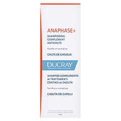 DUCRAY ANAPHASE+ Shampoo Haarausfall 200 Milliliter - Rückseite