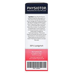 PHYSIOTOP Akut Intensiv-Creme 50 Milliliter - Linke Seite