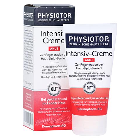 PHYSIOTOP Akut Intensiv-Creme 50 Milliliter