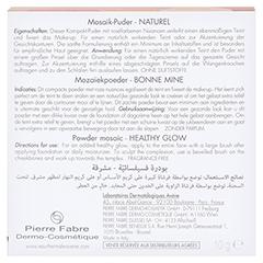 Avène Couvrance Mosaik-puder naturel 10 Gramm - Rückseite
