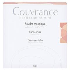 Avène Couvrance Mosaik-puder naturel 10 Gramm - Vorderseite