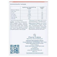 Ducray Anacaps Reactiv Kapseln + gratis DENSIAGE Volumen-Conditioner 200ml 30 Stück - Rückseite