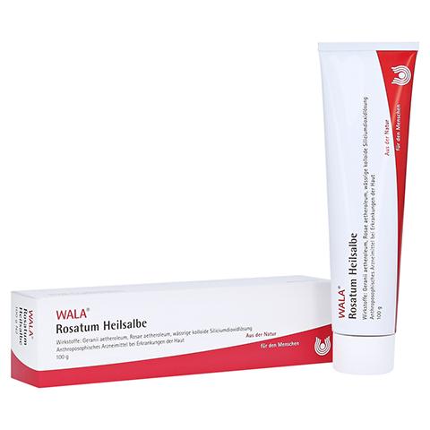 ROSATUM Heilsalbe 100 Gramm N2