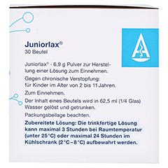 Juniorlax 30x6.9 Gramm N2 - Rechte Seite