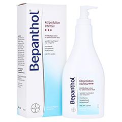Bepanthol Intensiv Körperlotion Spenderflasche 400 Milliliter