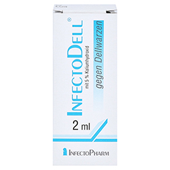Infectodell Lösung 2 Milliliter - Vorderseite