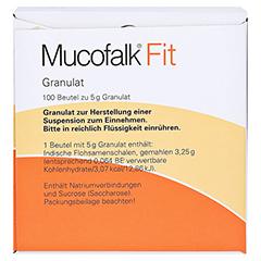 Mucofalk Fit 100 Stück - Rechte Seite