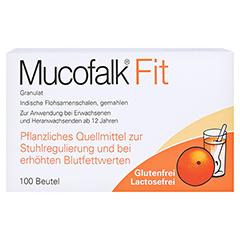 Mucofalk Fit 100 Stück - Vorderseite