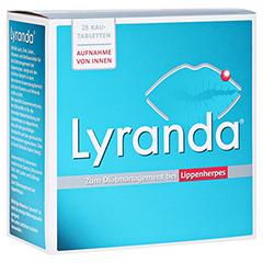 Lyranda Kautabletten 28 Stück