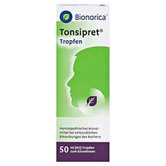 Tonsipret 50 Milliliter N1 - Vorderseite