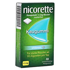 Nicorette 4mg whitemint 30 Stück