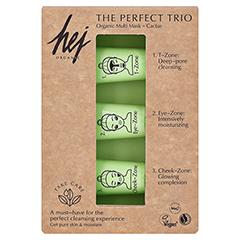 THE PERFECT Trio Cactus Multi Gesichtsmaske 3x10 Milliliter - Vorderseite