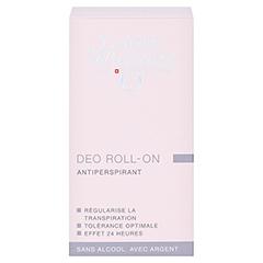 WIDMER Deo Roll-on leicht parfümiert 50 Milliliter - Rückseite