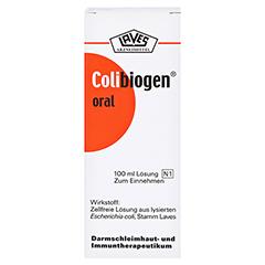 COLIBIOGEN oral Lösung 100 Milliliter N1 - Vorderseite