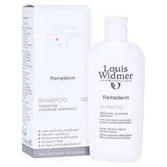 WIDMER Remederm Shampoo unparfümiert 150 Milliliter