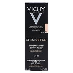 Vichy Dermablend Make-up Fluid Nr. 25 Nude 30 Milliliter - Vorderseite