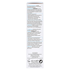 La Roche-Posay Hydreane Legere Leichte Gesichtspflege 40 Milliliter - Rechte Seite