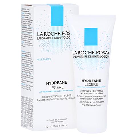 La Roche-Posay Hydreane Legere Leichte Gesichtspflege 40 Milliliter