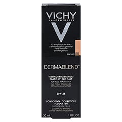 Vichy Dermablend Make-up Fluid Nr. 55 Bronze 30 Milliliter - Vorderseite