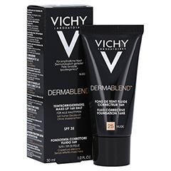 Vichy Dermablend Make-up Fluid Nr. 25 Nude 30 Milliliter