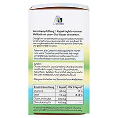 Avitale Glucosamin 500 mg + Chondroitin 400 mg 90 Stück - Linke Seite