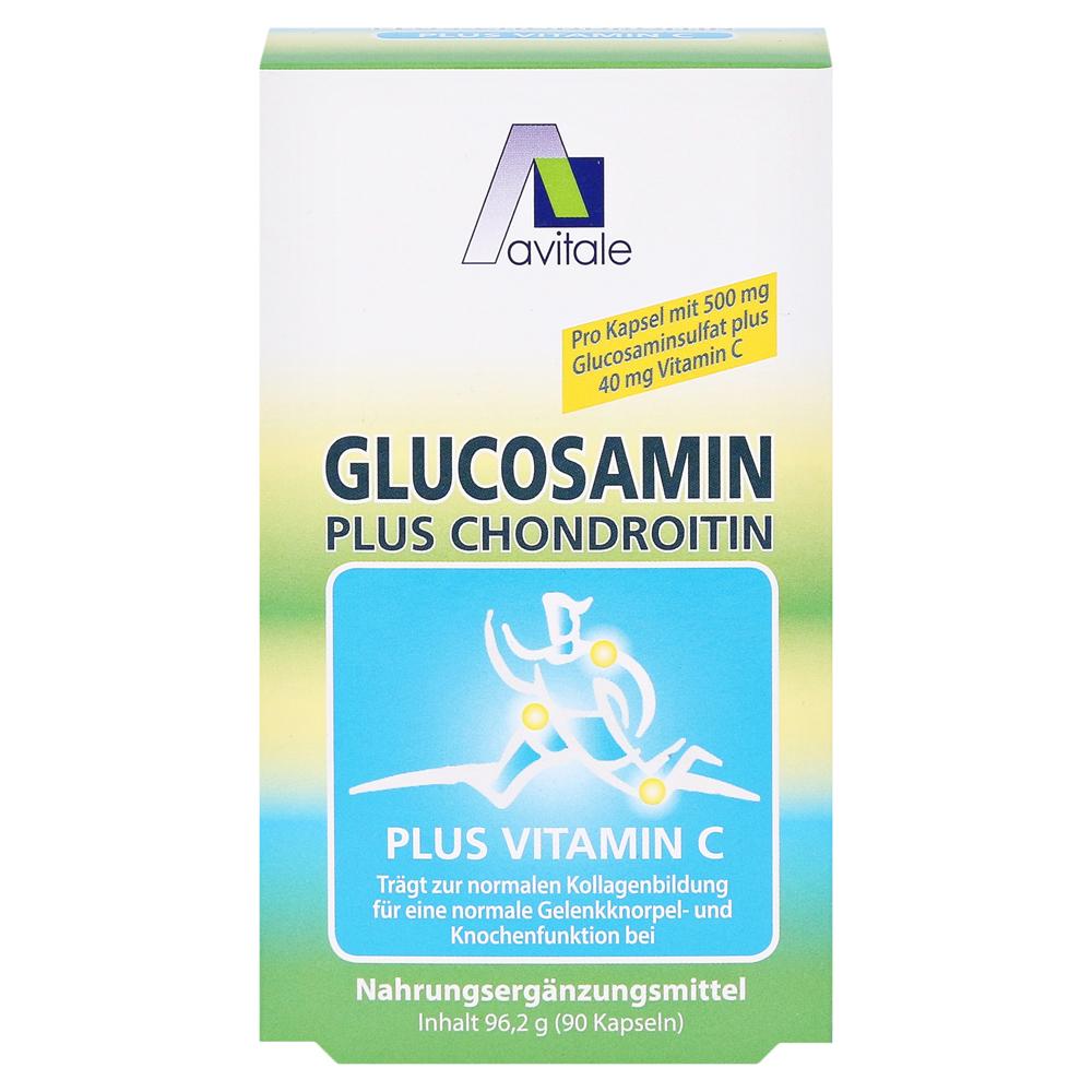 glucosamin-und-chondroitin Vergleich