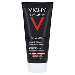 Vichy Homme Hydra Mag C Duschgel 200 Milliliter