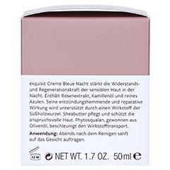 Hildegard Braukmann EXQUISIT Creme bleue sensitive 50 Milliliter - Rechte Seite