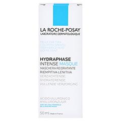 La Roche-Posay Hydraphase Intense Maske Feuchtigkeitsmaske 50 Milliliter - Rückseite
