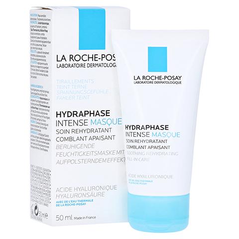 La Roche-Posay Hydraphase Intense Maske Feuchtigkeitsmaske 50 Milliliter
