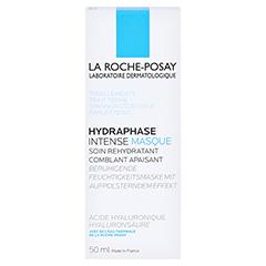 La Roche-Posay Hydraphase Intense Maske Feuchtigkeitsmaske 50 Milliliter - Vorderseite