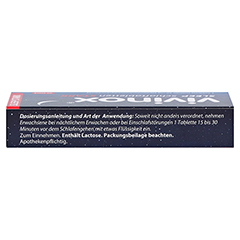 Vivinox Sleep Schlaftabletten stark 20 Stück N2 - Oberseite