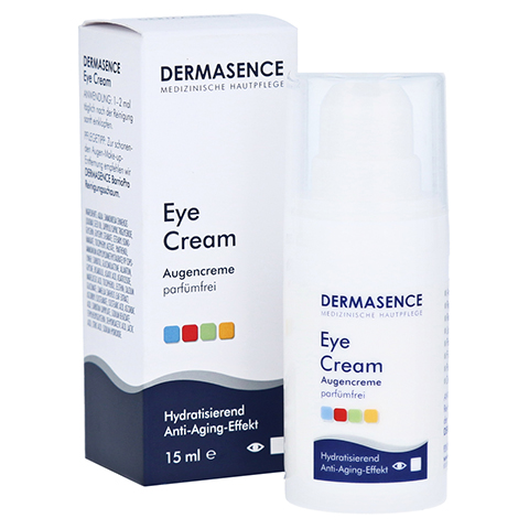 DERMASENCE Eye Cream 15 Milliliter