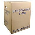 SAN SENI maxi anatomische Vorlagen 3x30 Stück