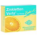 Zinkletten Verla Orange Lutschtabletten 100 Stück