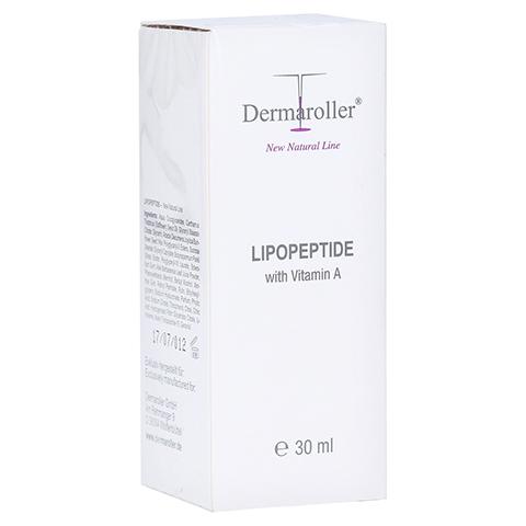 DERMAROLLER New Natural Line Lipopeptide Creme 30 Milliliter
